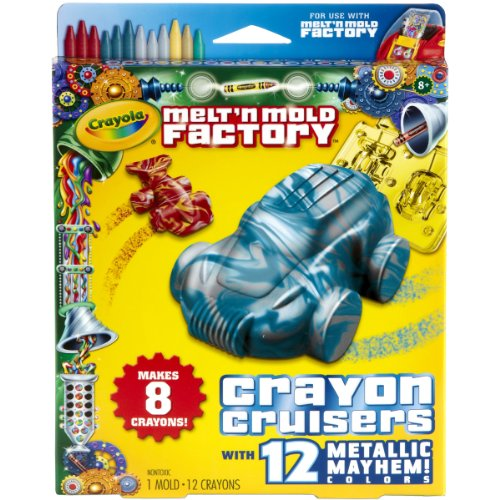 Crayola Melt 'N Mold Crayon Cruiser Expansion Pack (Marker Maker From Crayola compare prices)