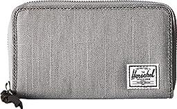 Herschel Supply Co. Women\'s Thomas Wild Dove Checkbook Wallet