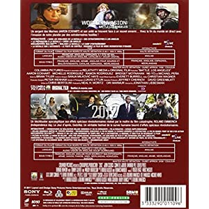 World Invasion: Battle Los Angeles + 2012 [Blu-ray]