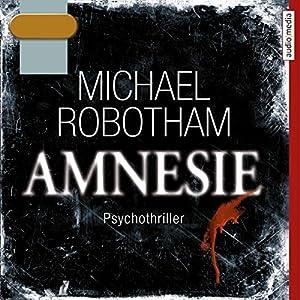 Amnesie (Joe O'Loughlins 2) Hörbuch