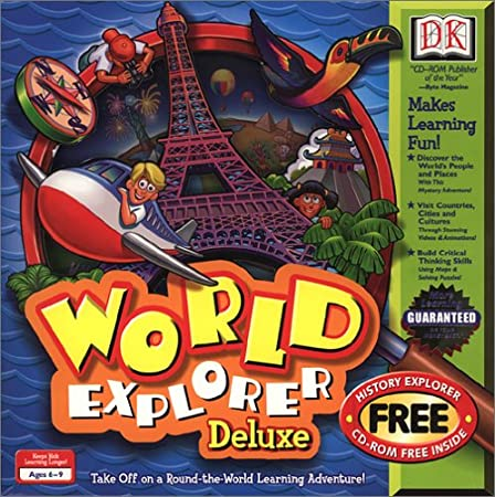 World Explorer Deluxe