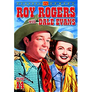 Roy Rogers With Dale Evans, Volume 14 movie
