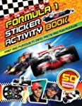 F1 Sticker Activity Book