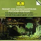 Mozart: Eine kleine Nachtmusik, K. 525; Symphony No. 32 (Overture), K. 318; Serenade K. 320