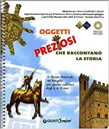 Oggetti preziosi che raccontano la storia: M. Paola Masini, M. Letizia Regola Jennifer Celani