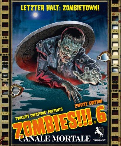Pegasus Spiele 54150G - Zombies!!! 6