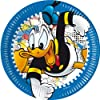 Donald Duck Party - Donald Mania Party Paper Dinner Plates x 8
