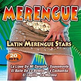 El Baile De La Botella, Merengue