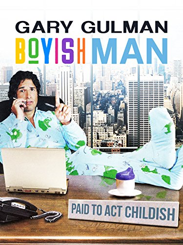 Gary Gulman: Boyish Man on Amazon Prime Instant Video UK