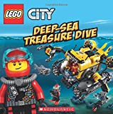 img - for Deep-Sea Treasure Dive (LEGO City: 8x8) book / textbook / text book