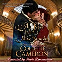 A Kiss for Miss Kingsley: A Waltz with a Rogue, Book 1 Audiobook by Collette Cameron Narrated by Stevie Zimmerman