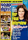 Soap Opera Digest - Magazine Subscription from MagazineLine (Save 57%)
