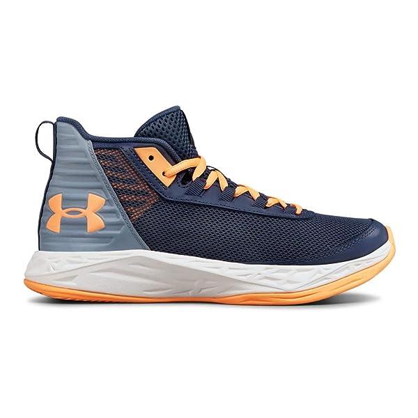puede Acostumbrados a Inminente  Under Armour Girls Grade School 2018 Basketball Shoe