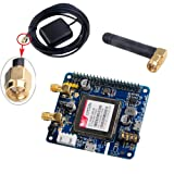 SIM5320A Module GSM GPRS GPS RPI Expansion Board 3G Network + GPS GSM Antenna for Raspberry Pi Arduino Wishiot