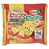 明治 レンジピッツァ&ピッツァ2枚 250G[冷凍]