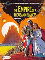 The Empire of a Thousand Planets[ THE EMPIRE OF A THOUSAND PLANETS ] by Christin, Pierre (Author) Oct-16-11[ Paperback ]