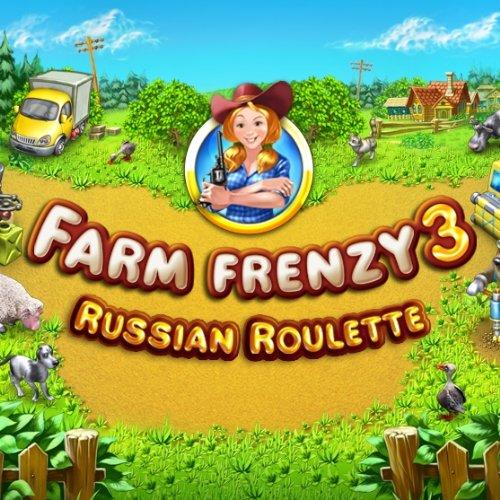 Веселая ферма 3 русская рулетка