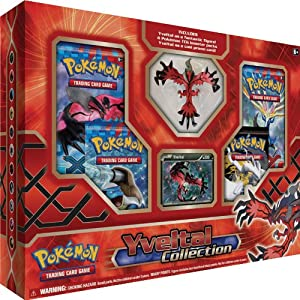 Pokemon Tcg Quot Xy Legends Quot Yveltal Collection Box Gift Set