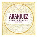 Aranjuez Classical Guitar A600 Classic Gold - High Tension