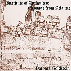 Institute of Antiquities Audiobook