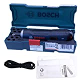 Yesyes Bosch Go 3.6-Volt Smart Cordless Screwdriver Kit with USB Charger