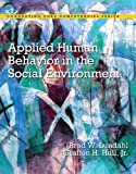 img - for Applied Human Behavior in the Social Environment (Connecting Core Competencies) book / textbook / text book