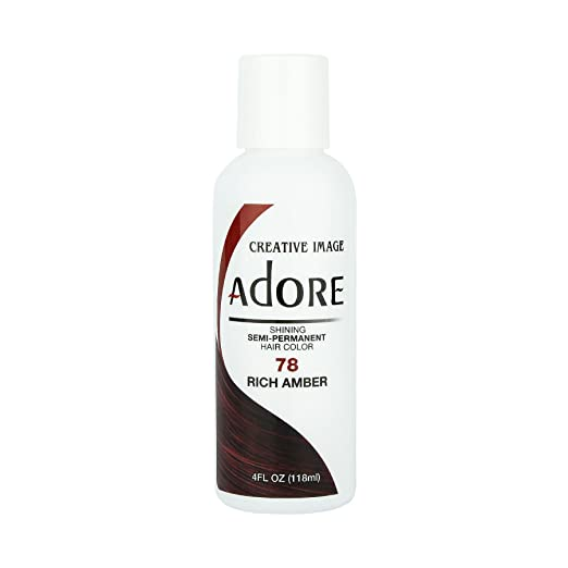 Adore Creative Image Shining Semi Permanent Hair Color