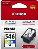 Canon 8288B001 Cartuccia Inkjet alta Resa CL-546XL ml, 13 Colore
