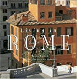 img - for Living in Rome book / textbook / text book