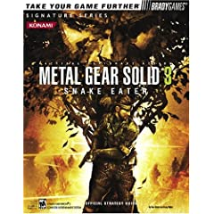 Metal Gear Solid 3: Snake Eater(tm) Official Strategy Guide (Signature Series)