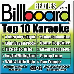 Billboard Top 10: Beatles 2
