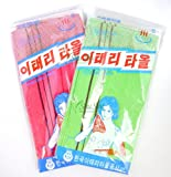 2 Asian Long Exfoliating Back Washcloth