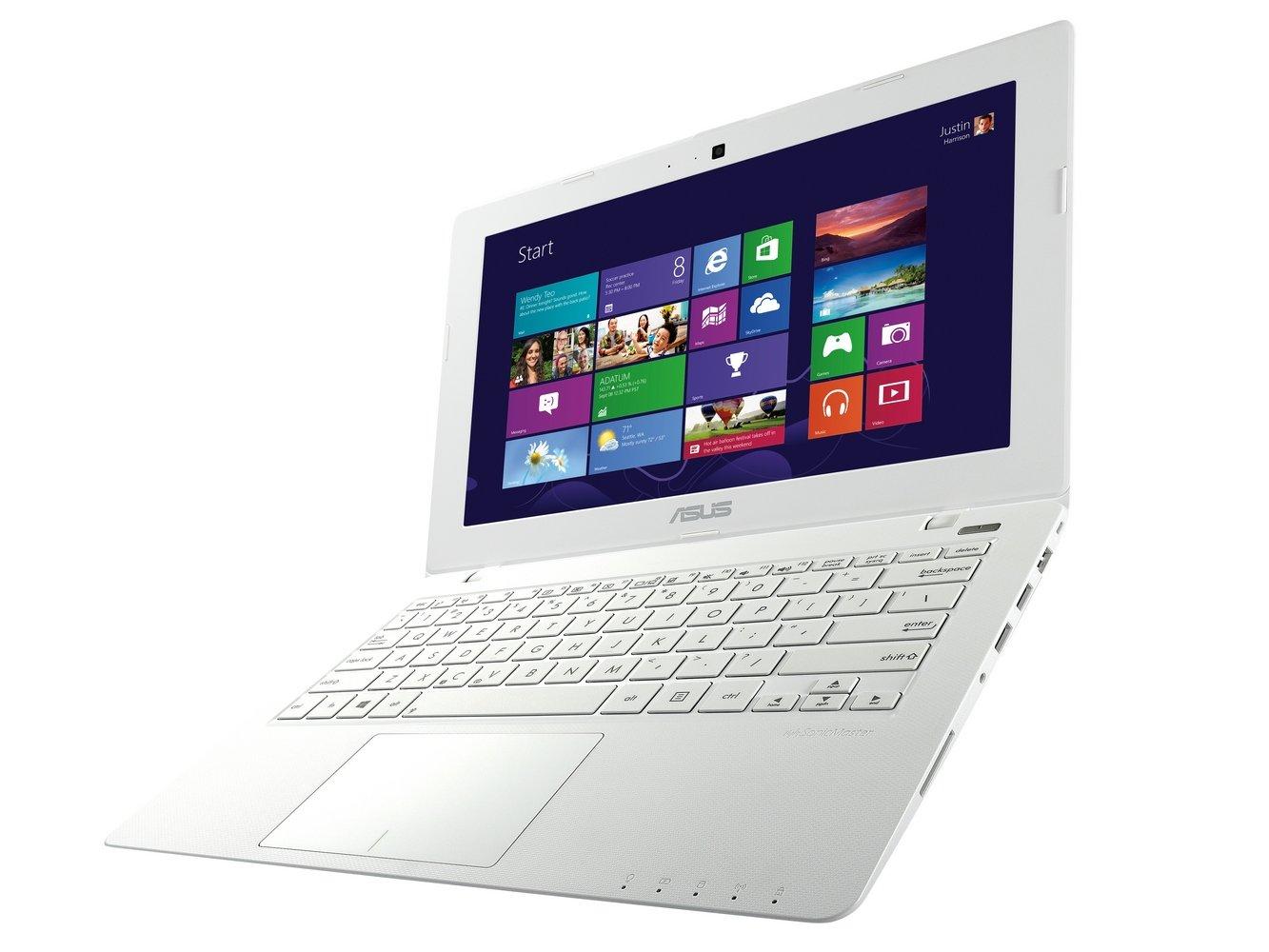 ASUS X200MA NB / WHITE ( Win8.1 64bit / 11.6inch / Celeron N2830 / 4G / 750GB HDD ) X200MA-KXWHITE