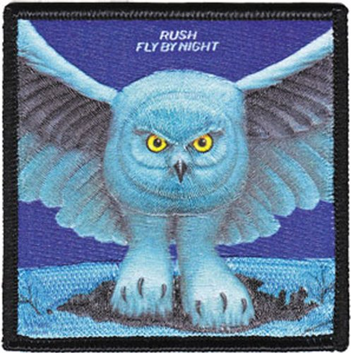 Application Rush Fly By Night Patch