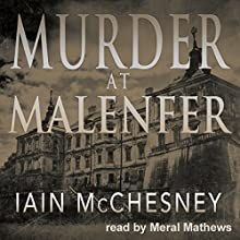 Murder at Malenfer Audiobook by Iain McChesney Narrated by Meral Mathews