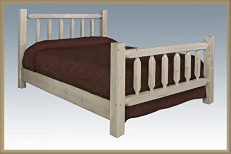 Homestead Slat Bed Finish: Ready To Finish, Size: Twin