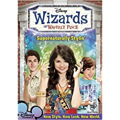 The Wizards of Waverly, Vol. 2: Supernaturally Stylin'