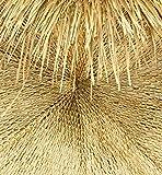 Mexican Palm Thatch Umbrella Cover 9'