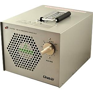 CleanAir Industrial Ozone Generator 4,000mg