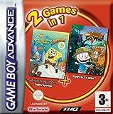 echange, troc Spongebob Super Sponge/Rugrats Go Wild (GBA) [import anglais]