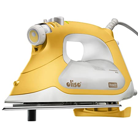 4. Best Clothes Iron TG 1600 Pro Smart Iron with I-Touch Technology by Oliso