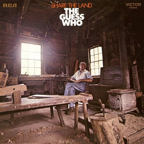 The Who - Share The Land -Iconoclassic -2016 Remaster- Expanded Edition -3 Bonus Tracks - Zortam Music
