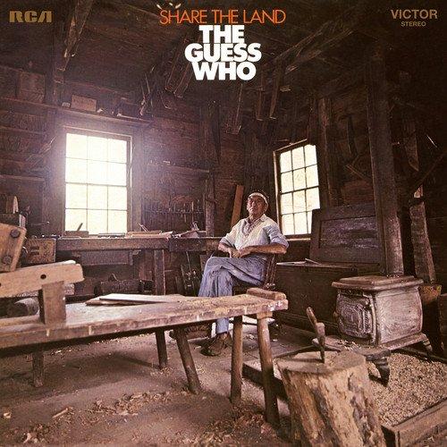 The Who - Share The Land -Iconoclassic -2016 Remaster- Expanded Edition -3 Bonus Tracks - Zortam Music