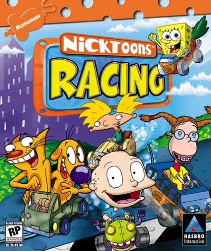 Nicktoons Racing - Pc