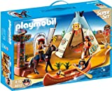 Playmobil 4012 - Super set - Native American Camp
