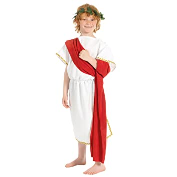 déguisement grec garçon