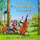 Les fables de La Fontaine en chansons - Vol. 2