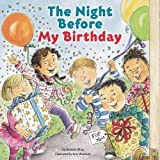 The Night Before My Birthday (044848000X) by Wing, Natasha