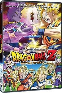 Amazon.com: Dragon Ball Z: La Batalla De Los Dioses: Movies & TV