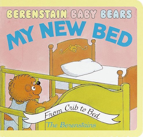 Berenstain Baby Bears My New Bed front-912878